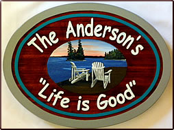 Andersons Sign
