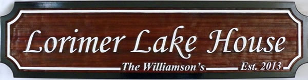 Commercial  & Cottage Banner Signs